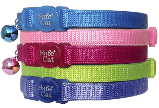 soft cat collars