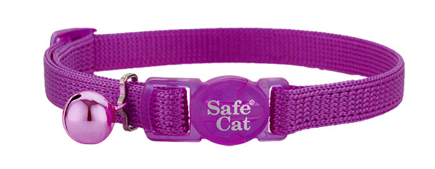 grape soft cat collar