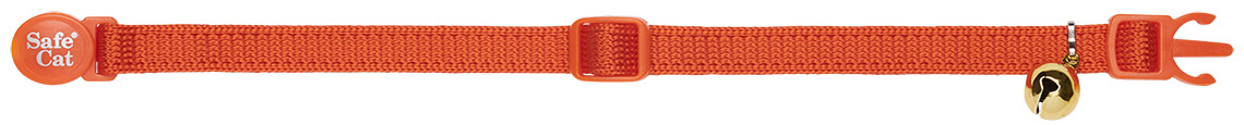 pumpkin soft cat collar